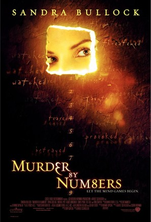 Murder by Numbers - Movie Poster (thumbnail)