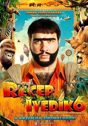 Recep Ivedik 6 - Turkish Movie Poster (thumbnail)
