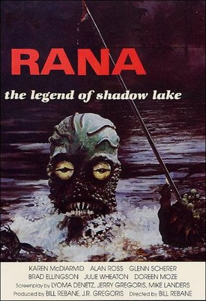 Rana: The Legend of Shadow Lake - Movie Poster (thumbnail)