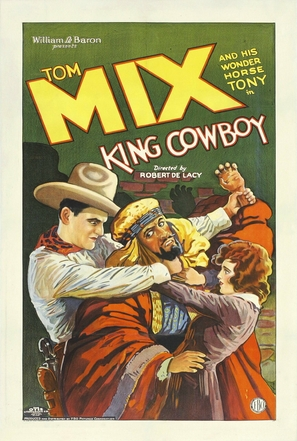 King Cowboy - Movie Poster (thumbnail)