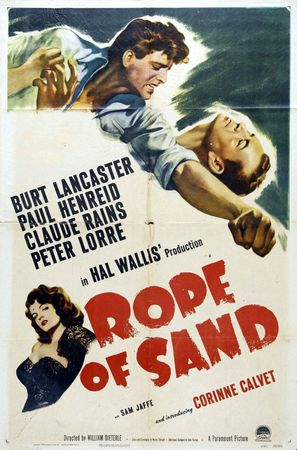 Rope of Sand - Movie Poster (thumbnail)