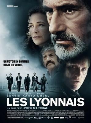 Les Lyonnais - French Movie Poster (thumbnail)