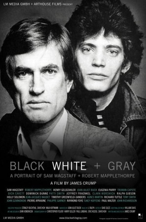 Black White + Gray: A Portrait of Sam Wagstaff and Robert Mapplethorpe - Movie Poster (thumbnail)
