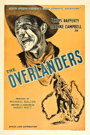 The Overlanders - British Movie Poster (thumbnail)