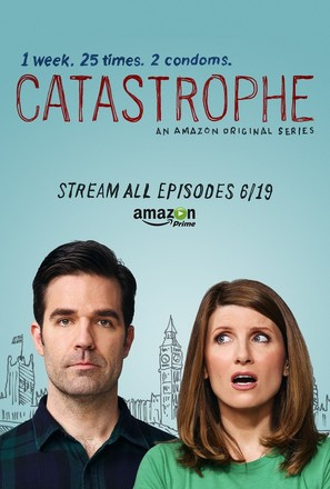 """Catastrophe"" - Movie Poster (thumbnail)"