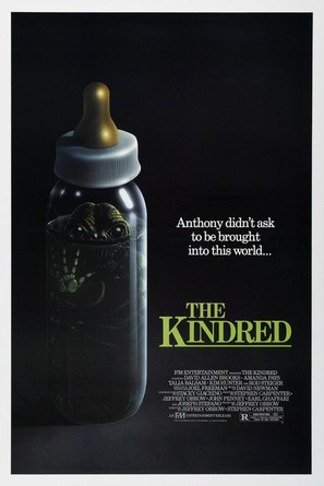The Kindred - Movie Poster (thumbnail)