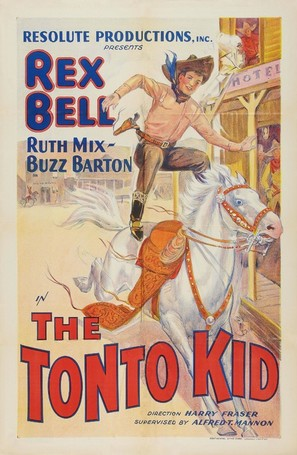 The Tonto Kid