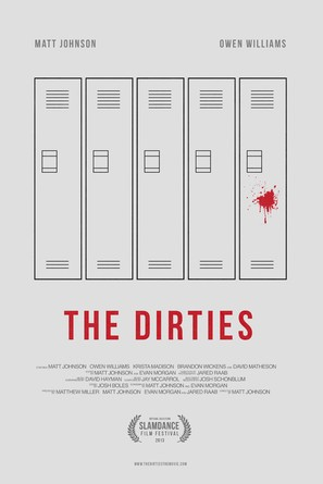 The Dirties - Canadian Movie Poster (thumbnail)