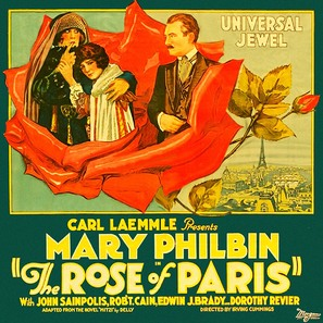 The Rose of Paris - Movie Poster (thumbnail)