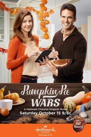 Pumpkin Pie Wars - Movie Poster (thumbnail)