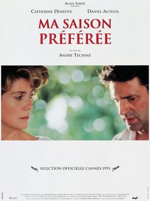 Ma saison préférée - French Movie Poster (thumbnail)