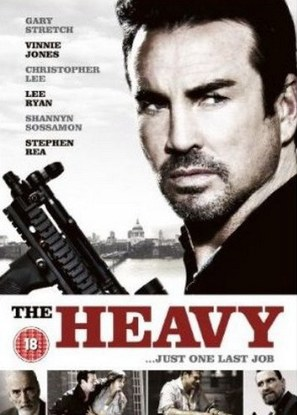 The Heavy - British DVD movie cover (thumbnail)