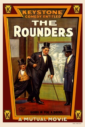 The Rounders - Movie Poster (thumbnail)