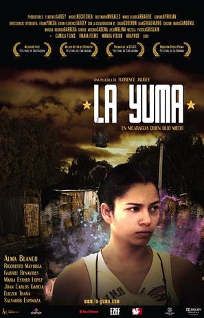 La Yuma - Mexican Movie Poster (thumbnail)