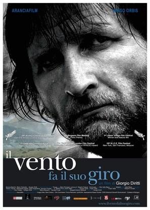 E l'aura fai son vir - Italian Movie Poster (thumbnail)