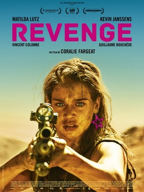 Revenge - French Movie Poster (thumbnail)