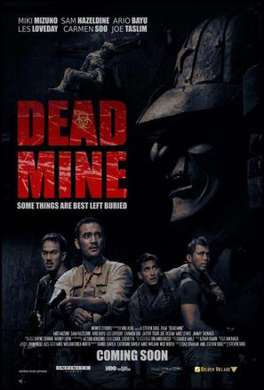 Dead Mine - Indonesian Movie Poster (thumbnail)
