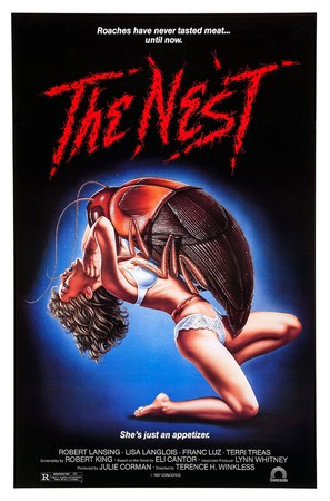 The Nest - Movie Poster (thumbnail)