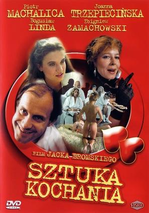 Sztuka kochania - Polish Movie Cover (thumbnail)