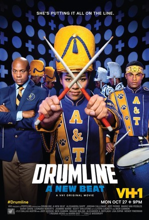 Drumline 2: A New Beat - Movie Poster (thumbnail)