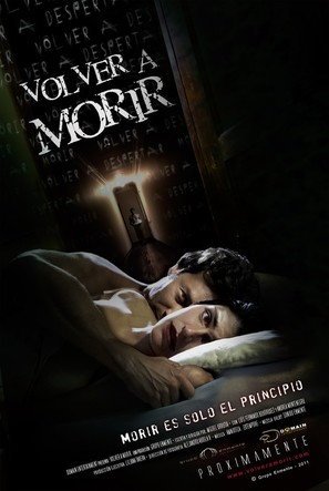 Volver a morir - Colombian Movie Poster (thumbnail)