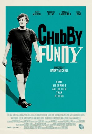 Chubby Funny - Movie Poster (thumbnail)
