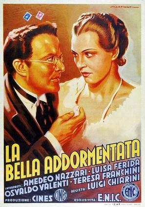 La bella addormentata - Italian Movie Poster (thumbnail)
