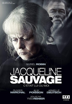 Jacqueline Sauvage, c'était lui ou moi - French DVD movie cover (thumbnail)
