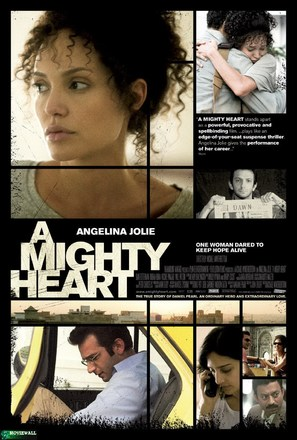 A Mighty Heart - Movie Poster (thumbnail)