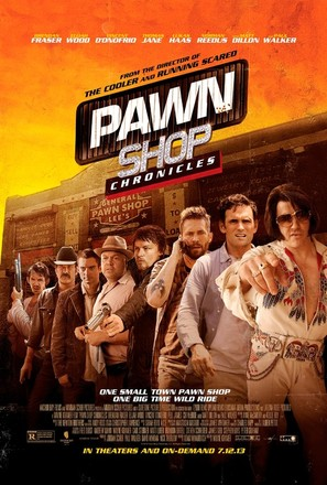 Pawn Shop Chronicles - Movie Poster (thumbnail)