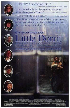 Little Dorrit - Movie Poster (thumbnail)