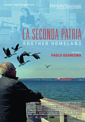 La seconda patria - Italian Movie Poster (thumbnail)