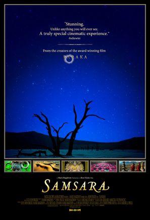 Samsara - Movie Poster (thumbnail)