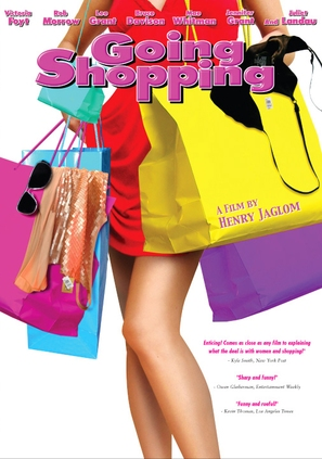 Going Shopping - Movie Poster (thumbnail)
