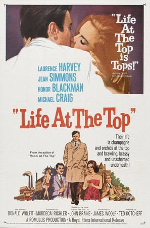 Life at the Top - Movie Poster (thumbnail)