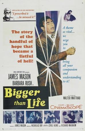 Bigger Than Life - Movie Poster (thumbnail)