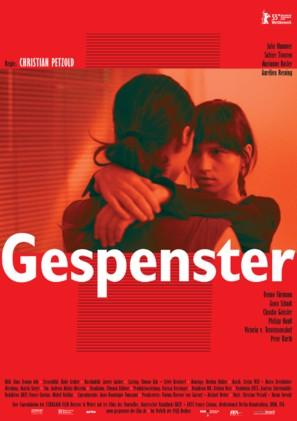 Gespenster - German Movie Poster (thumbnail)