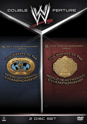 WWE: History of the World Heavyweight Championship - DVD movie cover (thumbnail)