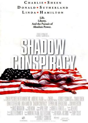 Shadow Conspiracy - Movie Poster (thumbnail)