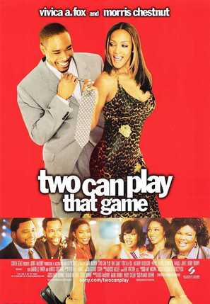 Two Can Play That Game - Movie Poster (thumbnail)
