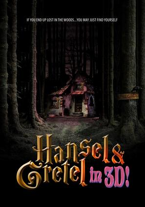 Hansel and Gretel in 3D - Movie Poster (thumbnail)