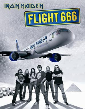 Iron Maiden: Flight 666 - British Movie Poster (thumbnail)