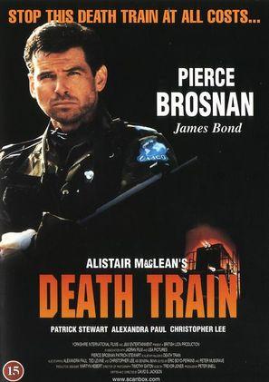 Death Train - Danish DVD movie cover (thumbnail)