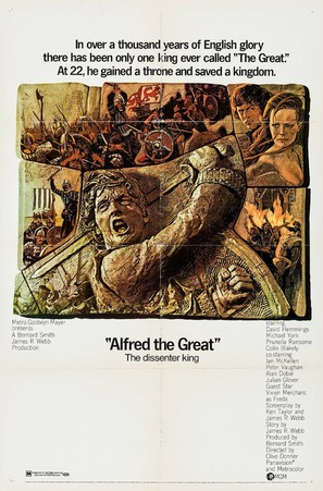 Alfred the Great - Movie Poster (thumbnail)
