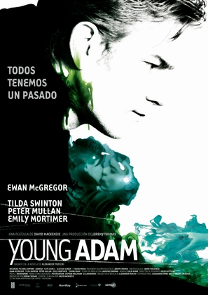 Young Adam - Spanish Movie Poster (thumbnail)