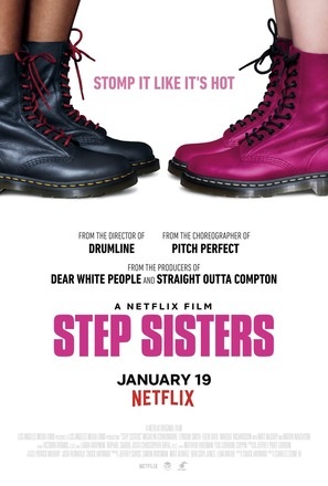 Step Sisters - Movie Poster (thumbnail)