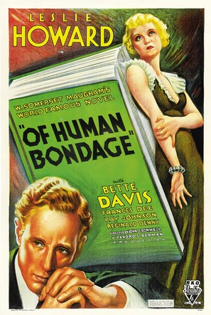Of Human Bondage - Movie Poster (thumbnail)