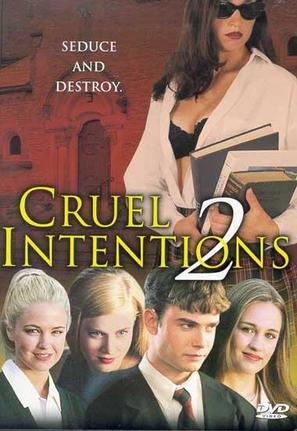 Cruel Intentions 2 - DVD movie cover (thumbnail)