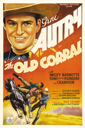 The Old Corral - Movie Poster (thumbnail)