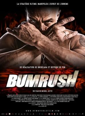 Bumrush - Canadian Movie Poster (thumbnail)